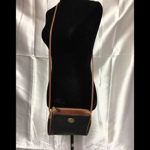 Guess crossbody leather purse